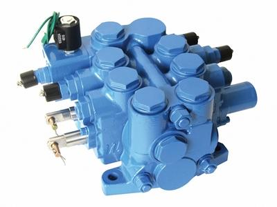 DL20CD Sectional Directional Control Valve